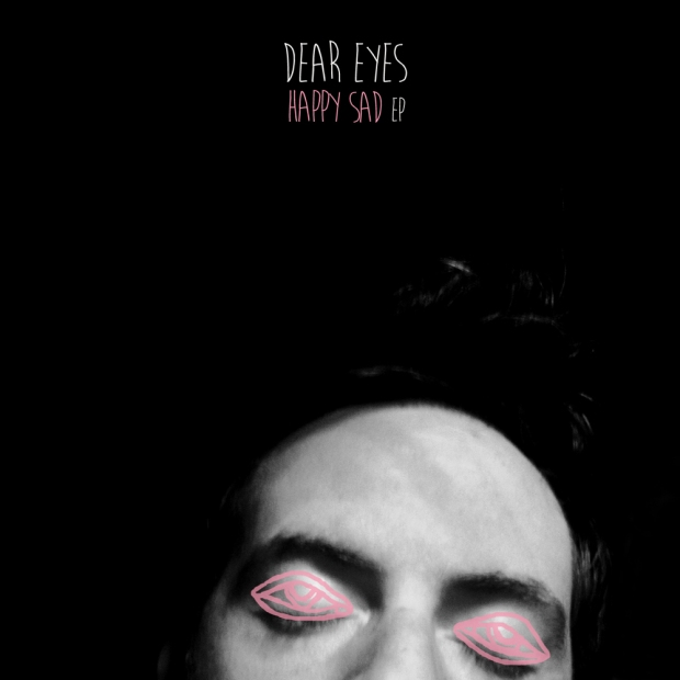 DEAR EYES COVER ART pink EYES
