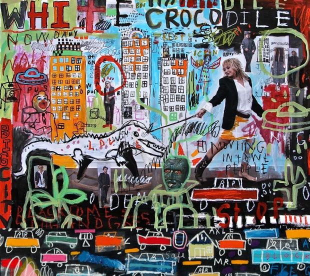 white crocodile album