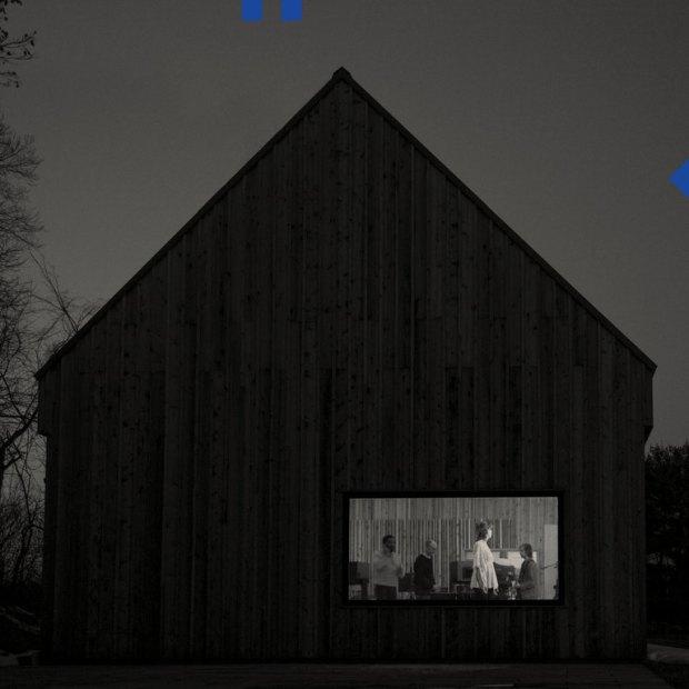 The National, cover, album