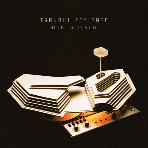 Arctic Monkeys - « Tranquility Base Hotel & Casino »