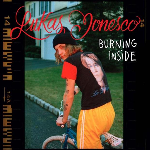 Lukas Ionesco, Burning Inside